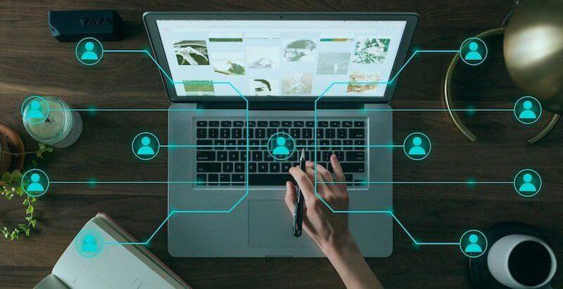 Communication digitale 2021